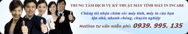 Incare bác sĩ máy in ở HCM – Sài Gòn