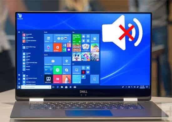 Khắc Phục Lỗi Laptop Không Có Âm Thanh