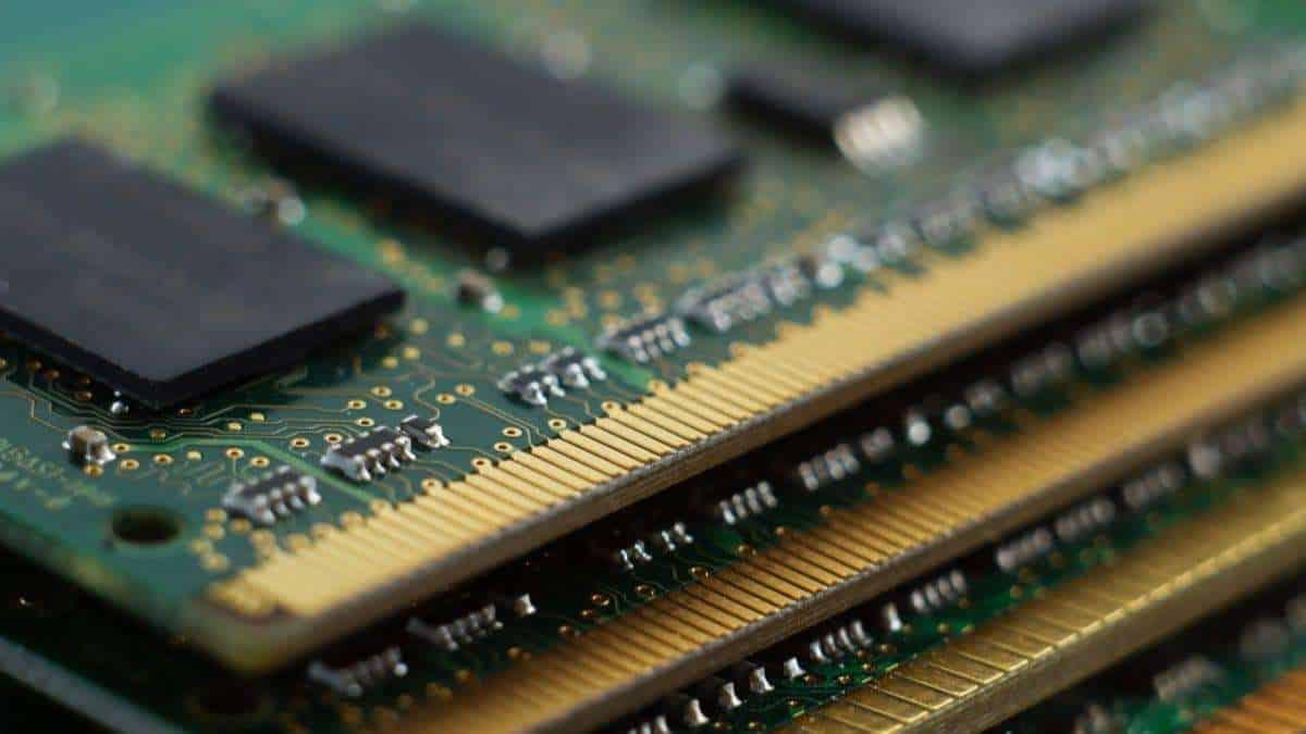 chức năng của RAM máy tính