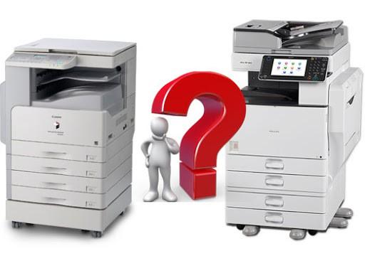 cách mua máy photocopy cũ tốt nhất