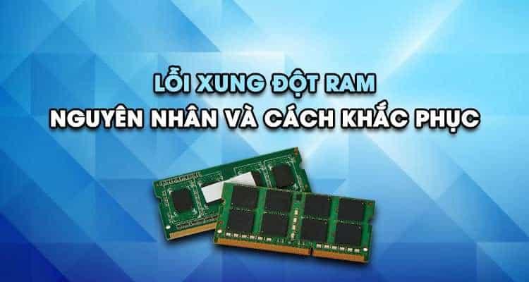 Lỗi xung đột RAM