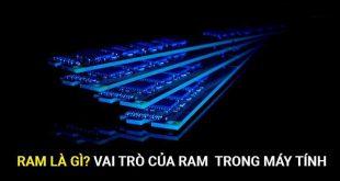 ram máy tính là gì
