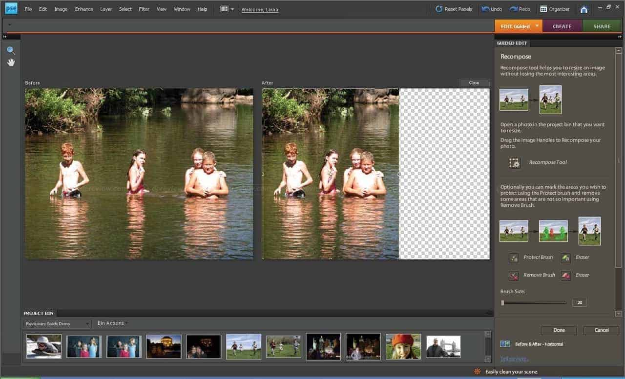 Phần mềm Adobe Photoshop Elements