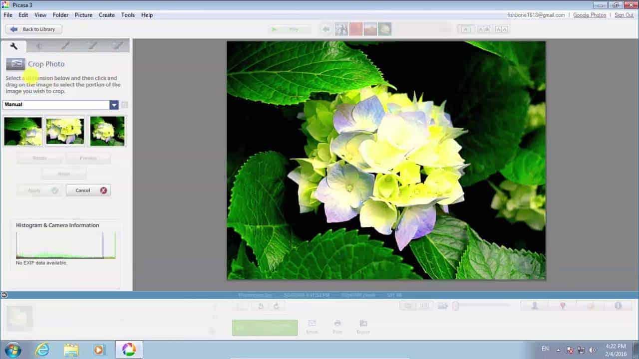 Ứng dụng Picasa