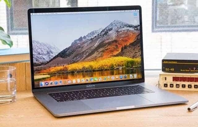 Macbook Pro 2018 - 15 inch