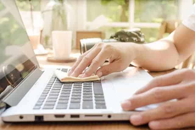 Quy Trình Vệ Sinh, Bảo Dưỡng Máy Tính Laptop