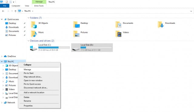 Kiểm tra Máy Tính Dùng Ổ Cứng SSD Hay HDD thủ công
