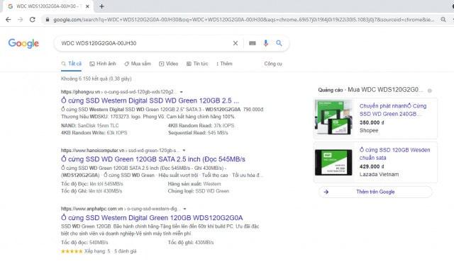 Xác Định Máy Tính Dùng Ổ Cứng SSD Hay HDD