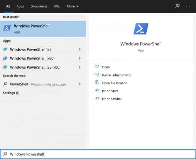 Kiểm tra ổ cứng SSD hay HDD với Windows PowerShell