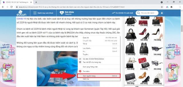 copy nội dung trên web không cho copy trên chrome