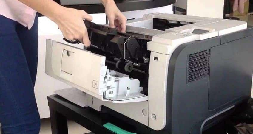 Hướng dẫn vệ sinh và bảo dưỡng máy in Laser